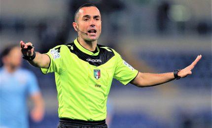 Arbitri, Guida designato a dirigere Juventus-Inter