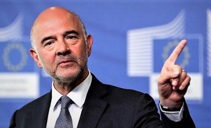 Moscovici oggi da Mattarella. Manovra non ancora al Quirinale