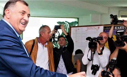 Bosnia, crisi politica in vista dopo le elezioni. La vittoria del nazionalista serbo Dodik fa temere turbolenze