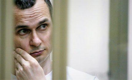 Premio Sakharov 2018 assegnato a Oleg Sentsov