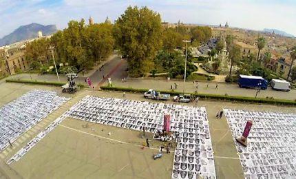 """Inside Out a Palermo: oltre 4000 volti per """"restare umani"""""""