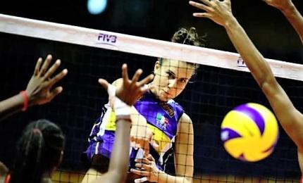 Mondiali femminili, terzo successo dell'Italia: 3-0 a Cuba