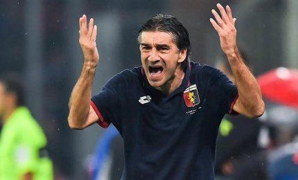 Il Genoa esonera Ballardini, al suo posto arriva Juric
