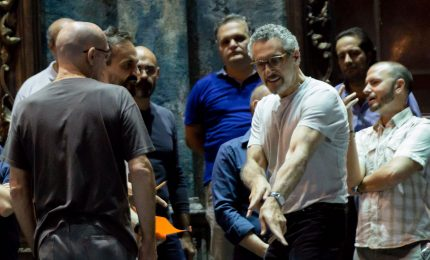 Teatro Massimo, l'Opera va al Cinema con John Turturro