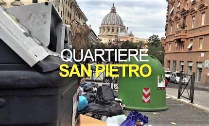 La Grande Monnezza, Roma invasa dai rifiuti