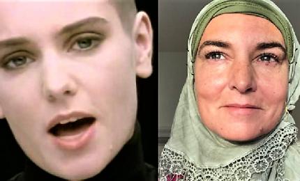 La cantante irlandese Sinead O'Connor si è convertita all'Islam