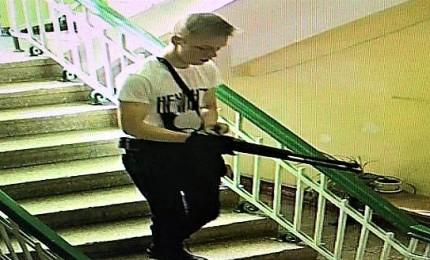 Diciottenne fa strage in una scuola di Kerch e si suicida