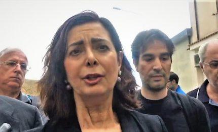 Laura Boldrini a Riace: accanto a chi ha fatto molto per migranti