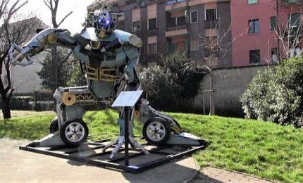 L'eroe di Transformers Bumblebee sbarca a Lucca Comics 2018