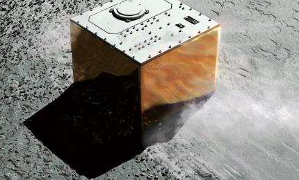 Mascot sull'asteroide per scoprire i segreti del sistema solare
