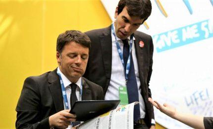 Renzi: c'è gente che governa bene in Italia, ma non è il governo