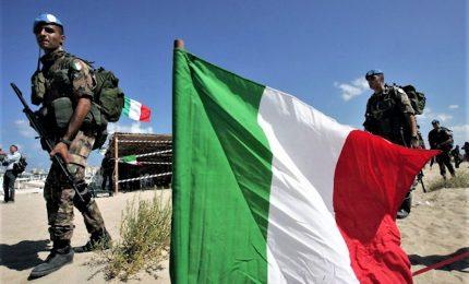 """M.O., militare italiano missione """"Tiph"""" lievemente contuso a Hebron"""