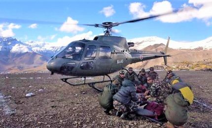 Nove alpinisti morti in una tempesta di neve in Nepal