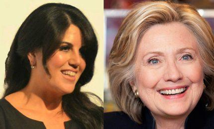 Hillary Clinton difende Bill: con Lewinsky non fu abuso di potere