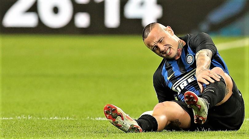Inter, infortunio per Nainggolan: a rischio il derby col Milan