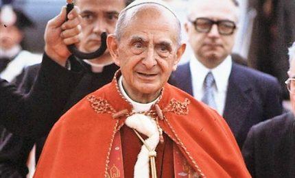 Paolo VI, il Papa del dialogo diventa santo