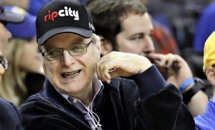 Morto il co-fondatore di Microsoft Paul Allen, aveva 65 anni