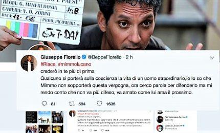 Riace, da Fiorello a Salvini: l'arresto del sindaco sui social