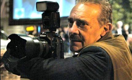"""""""Il re dei paparazzi"""", Rino Barillari in mostra al Maxxi"""
