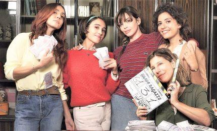 """Sul set di """"Brave ragazze"""", una action comedy tutta al femminile"""