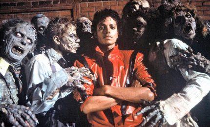 Thriller di Jacko miglior videoclip ultimi 50 anni