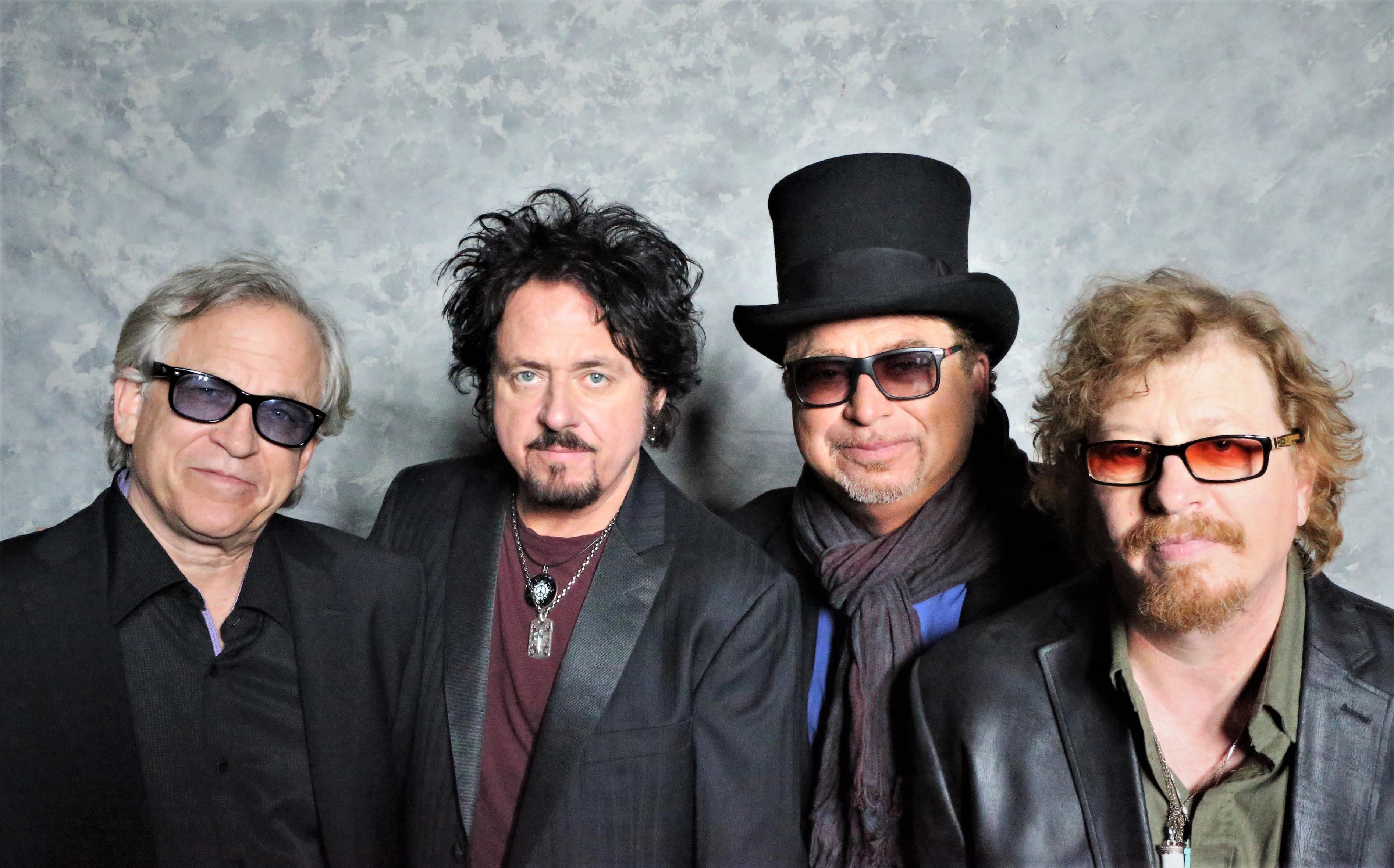 I Toto in Italia per i 40 anni di carriera