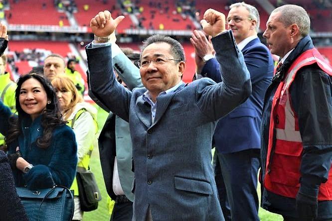 Tragedia dopo partita, cade elicottero del patron del Leicester