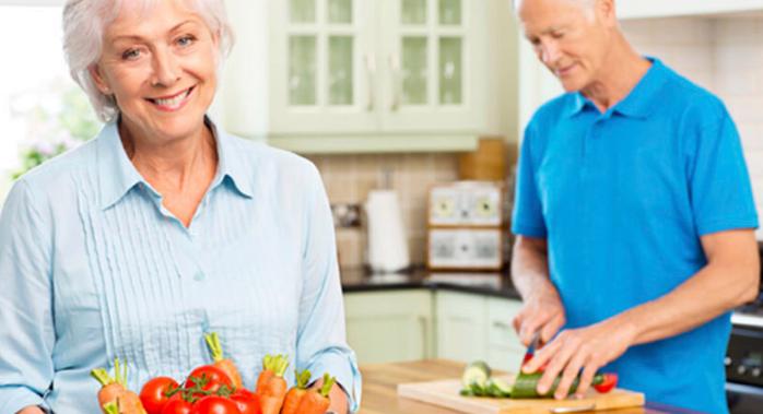 Anziani, rischio malnutrizione e disturbi alimentari