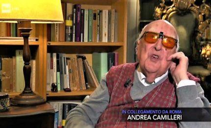 """Andrea Camilleri: """"Chi semina odio raccoglie tempesta"""""""