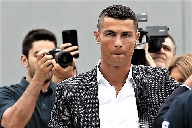"Ronaldo accusato di molestie da un'americana: ""Abusò di me a Las Vegas"""