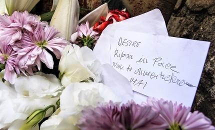 """""""Giustizia per Desirée"""", la 16enne violentata e uccisa a Roma"""