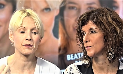 """#metoo, Gaia De Laurentiis: """"Tutto ridotto a pettegolezzo"""""""