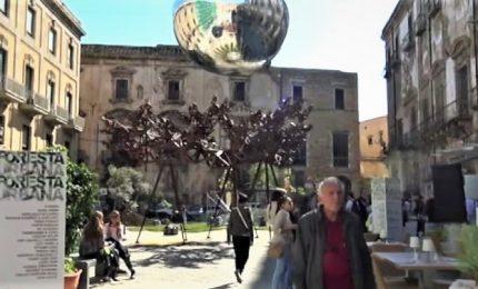 """Il rapporto tra uomo e natura, inaugurata la mostra """"Foresta urbana"""""""