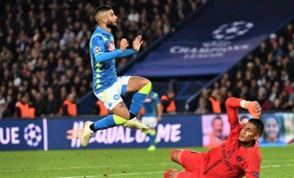 """Napoli sfiora impresa, Psg pari nel recupero. Ancelotti: """"Nulla da rimproverare"""""""