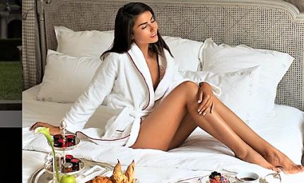 Irina Dreyt, la modella russa tra le più corteggiate