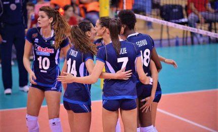 Mondiali donne, una super Italia piega la Cina