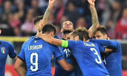 Bentornata Italia, 1-0 in Polonia apre nuova era