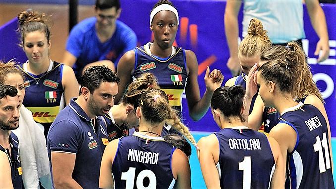 Mondiali donne, settimo sigillo Italia: 3-1 alla Russia