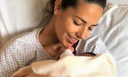 Laura Barriales è diventata mamma, è nata Melania