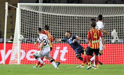 Lecce-Palermo 1-2, decide Puscas in zona Cesarini
