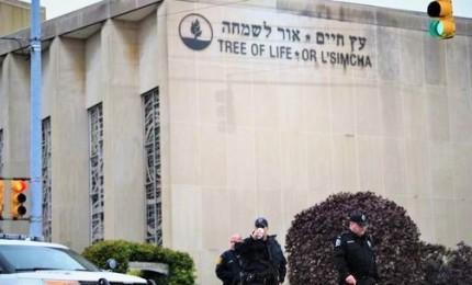 """Attentatore della sinagoga parlava di """"genocidio e uccidere ebrei"""""""