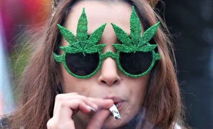 Il Canada legalizza vendita e consumo ricreativo della marijuana