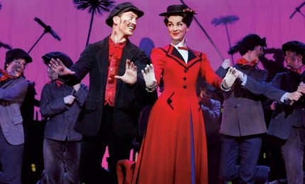 Mary Poppins torna dal 5 ottobre al Nazionale a Milano