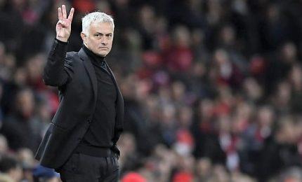 Mourinho non è più l'allenatore del Manchester United.