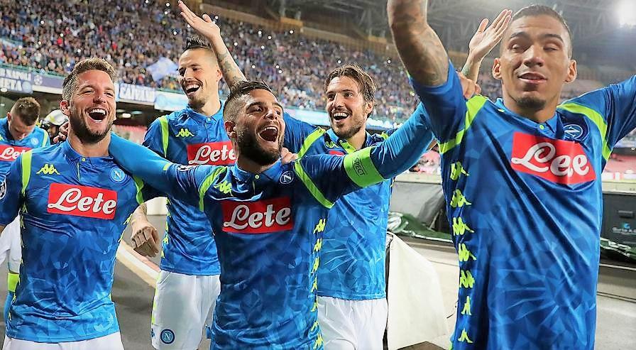 """Impresa Napoli, Insigne stende Liverpool al 90′: """"E' bello vincere così"""""""