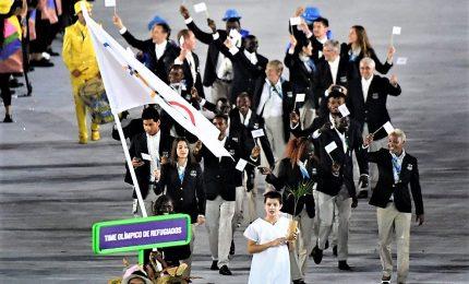 Una squadra olimpica di rifugiati a Tokyo 2020
