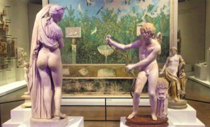 """""""Ovidio"""", in mostra l'immaginario del poeta delle Metamorfosi"""