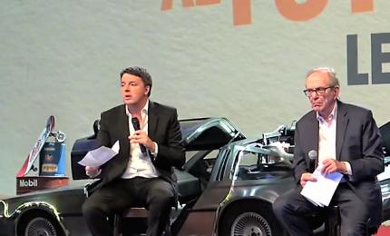 """Renzi show a Leopolda. Minniti a primarie Pd """"a momento opportuno"""""""