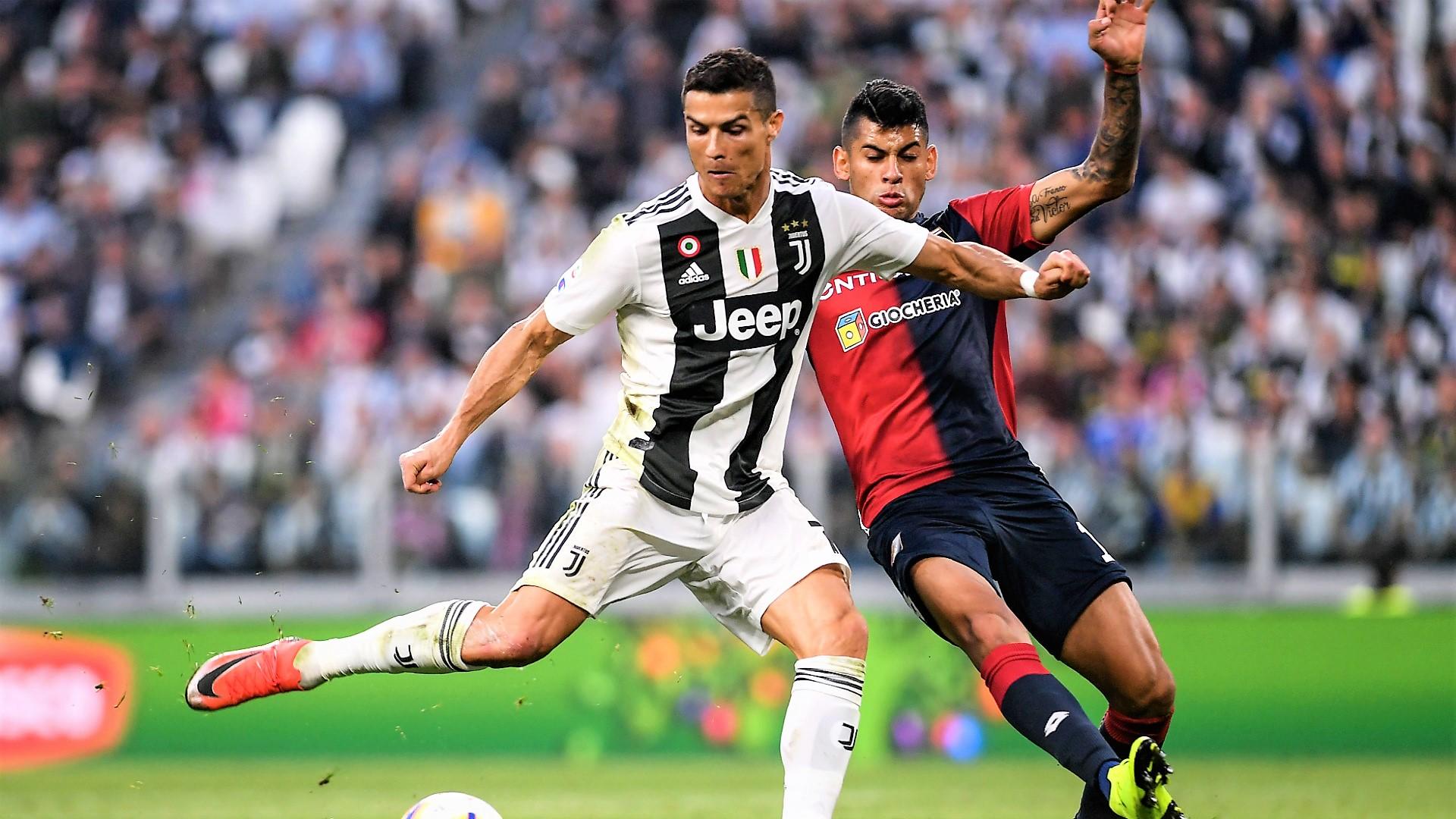 Frena la Juve, Genoa costringe capolista all'1-1