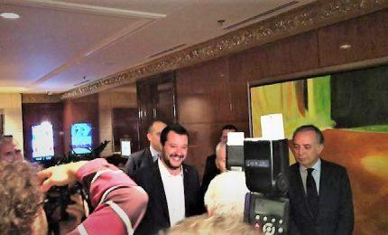 Salvini a Mosca per l'assemblea generale Confindustria Russia